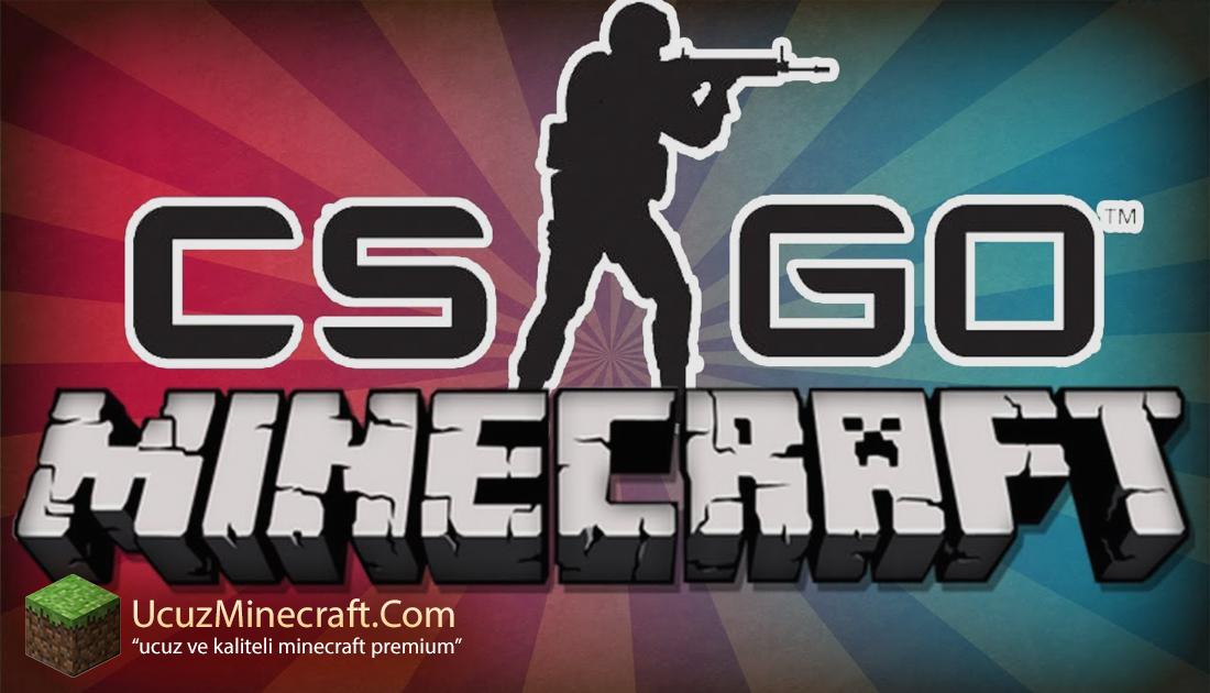 CS:GO Skin ile Minecraft Premium Satın Al