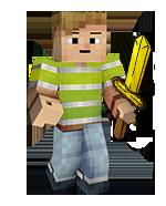 Minecraft altın paket