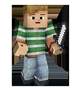 Minecraft demir paket
